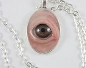 Small Hazel Eye Pendant HZL-2