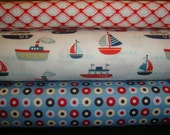 3 Piece Bundle Boys' prints by Riley Blake. Quilting Cotton Fabric, FULL YARDS