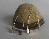Sterling Perforated Hoop 5mm Tubing