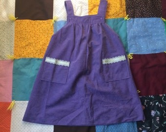 Velveteen Dress Girls 6