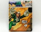 Sewn Comic Book Wallet - X-Men - Rogue
