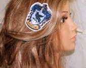Harry Potter Ravenclaw House Crest Hair Clip MTCoffinz