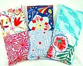 SALE -Herbal Eye Pillows: Gift Set Of 3, Deluxe Eye Pillows, Aromatherapy,Organic, Individually Packaged,Headache,Sinus,Gift Idea
