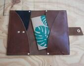 Leather Passport Holder / Passport Wallet / Leather Passport Cover / Passport Case / Field Notes Cover / Field Notes Wallet / Notebook Cover