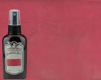 Barn Red, Tattered Angels - Glimmer Mist Spray - 2 Ounce Bottle  ***REDUCED PRICE!!!