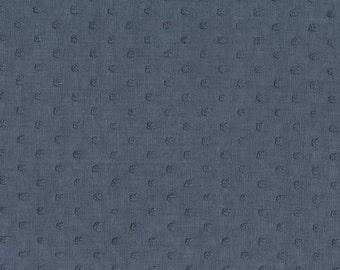 Gray Cotton Lawn Clipdot
