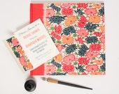 Photo Album Desert Flower - Wedding Photo Album, adding Scrapbook, Photo Booth album, Family Album