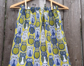 Owl Skirt (womens)