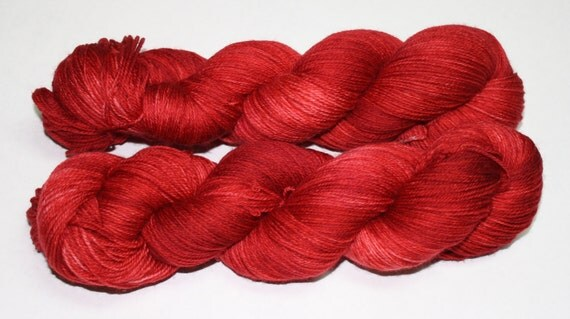 Witch Trial Hand Dyed Sock Yarn