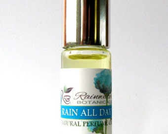 Rain All Day Perfume Oil