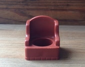 Vintage Fisher Price Little People Armchair