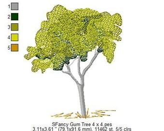 SFancy Gum Tree 4 x 4