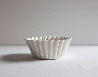 50% OFF - SECONDS SALE - Large Coffee Filter Bowl