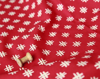 4046 - Japanese Traditional Pattern Cotton Fabric - 58 Inch (Width) x 1/2 Yard (Length)