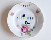 Custom made name plate