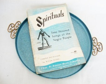 vintage song book spirituals gsopel christian songs 1946 stickles