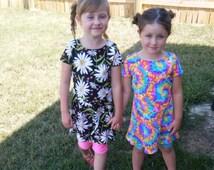 Modest Swimsuit for Little Girls 4 - 7