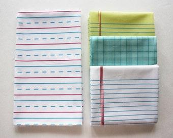 "Handwriting ""Paper"" Towel - Decorative Cotton Tea Towel // Penmanship // Teacher // Kindergarten // First Second Grade // Script // Printing"