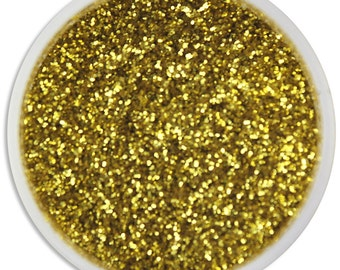Nu Gold Disco Dust - sparkly glitter for decorating cookies, cakes, cupcakes, and cakepops