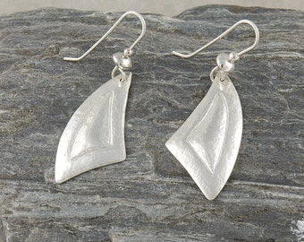 15% OFF Forged BY Hand Silver Earrings Ancient Arts Original Design SILVERBOUTIQUE