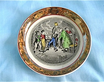 Adams English Ironstone Plate