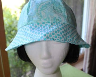 Handmade Reversible Bucket Hat