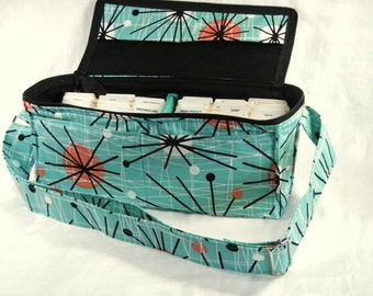 Coupon Pocketbook - Coupon Organizer - Coupon Binder - Extreme Couponing - Coupon Bag - Atomic Fabric