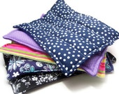 Five Microwave Heat Packs, Heat Rice Bags, Bulk Gifts Wholesale Heating Pads Microwaveable, Hot Cold