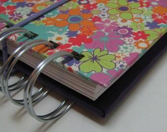 Mini Envelope Wallet/ Cash Envelope Wallet/ Envelope System Wallet/ Envelope System/ Budget Wallet / Cash System/ FPU/ Multicolor Floral