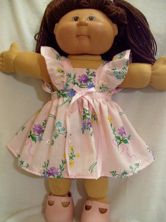 Cabbage Patch Baby Clothes Size