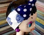 Blue Ribbon Army headband