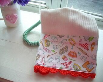 Kitchen Towel, Kitchen Handtowel, Guest Towel, Kitchen Linens, Tea Towel