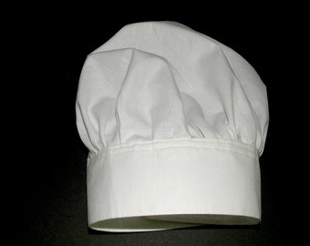 Toddlers Adjustable Chef Hat