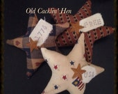 Primitive Americana Star Bowl Fillers