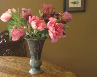 Gothic Swirl Vase
