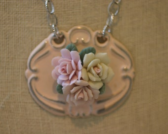 "Shabby Chic ""Isabelle"" Necklace"