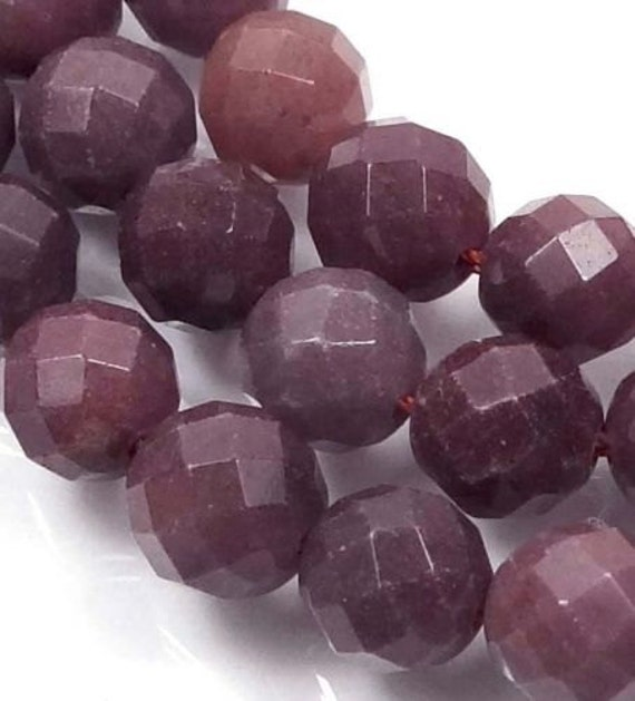 Purple Aventurine 8mm Natural Pur...