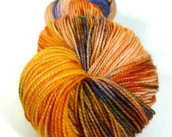 Yarn of Letters - Jest 2ply Merino/Nylon Sock - Clown College Colette