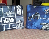 STAR WARS Pencil Case / Star Wars Bag / Boys, Girls Personalized Case / Crayola Case / School supplies / Marble Holder / Back to School