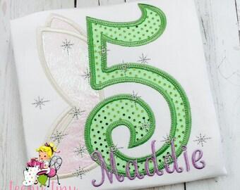 Tinkerbell Birthday Shirt ~ Tink Birthday Shirt ~ Fairy Princess Shirt ~ Tinkerbell Party Shirt ~ Fairy Birthday Shirt ~ Tinkerbell Shirt