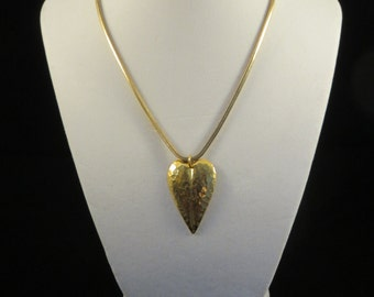 Arrow to the Heart Necklace