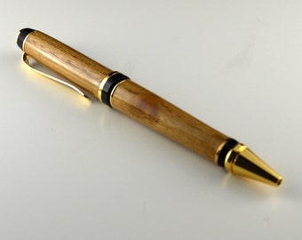 Avocado Wood Ballpoint Cigar Pen