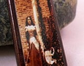 Custom Listing St. Therese of Lisieux dressed as Joan of Arc