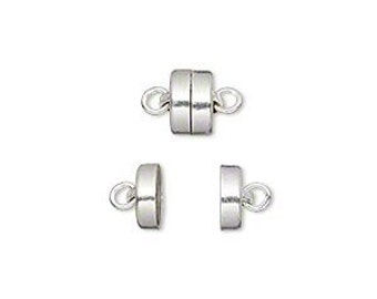 Super Strong 7mm Magnetic Clasp Package of Six