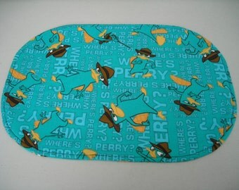 Phineas & Ferb placemat