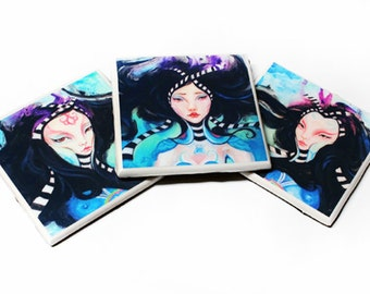 Water Muse (Set of 3)