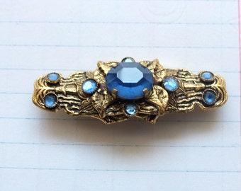 Antique Detailed Brooch Edwardian Style 40s
