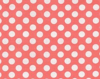 Ta Dot Shell Polka Dots Michael Miller Fabric