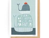 Everyday Adventures - Greeting Card (2-82C)