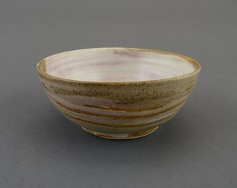 Pink Earth Bowl